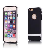 i̇nce ince telefonlar toptan satış-Yeni Marka Ultra İnce ve Hafif İnce TPU Koruyucu Kılıf Iphone 6 4.7 Inç Ucuz Kişiselleştirilmiş Kapak Cep Telefonu Kılıfları Kahverengi