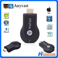 Media HDMI HD 1080P TV Stick Anycast WiFi Display Receiver DONGLE CHROME AnyCAST DLNA Airplay Airmirror für Windows ios andriod TV Stick