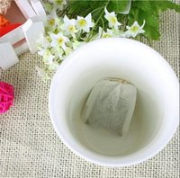 Wholesale Empty String Heat Seal Filter - Empty Teabags String Heat Seal Filter Paper Herb Loose Tea Bags Teabag Filter paper, Herb bags 500pcs