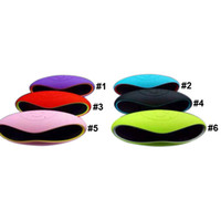 Wholesale universal rugby bluetooth speakers for sale - Group buy X6 Mini Wireless Bluetooth Speakers which shape in Rugby Handsfree Portable MP3 Player Subwoofer Stereo Sound Speaker DHL