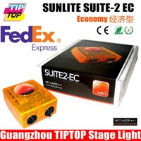 Wholesale-By Fedex Sunlite Suite 2 EG USB 3D-DMX Interface Controller Lighting Control Software Economy Class Console Builder Easy Show