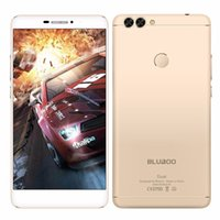 Wholesale pink mp3 player video for sale - Group buy Original BLUBOO Dual quot FHD G LTE Smartphone MTK6737T Quad Core G RAM G ROM Android Dual Back Camera mAh Mobile Phone