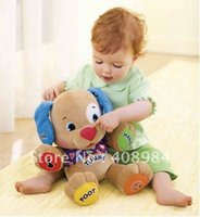 Wholesale Love Dog Cloth - Laugh & Learn Love to Play Puppy dog music learning in English
