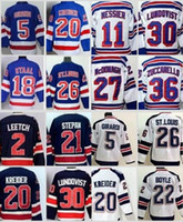 Wholesale Flash Full - New York Rangers Jerseys Hockey 13 Kevin Hayes 16 Derick Brassard 27 Ryan McDonagh 30 Henrik Lundqvist 36 Mats Zuccarello 61 Rick Nash