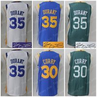 Wholesale Kevin Durant Signed - GSW 2018 New The Town Jersey Men Women Youth,Signed Retro Kids,30 Stephen Curry 35 Kevin Durant,KD SC USA Throwback All Star jerseys