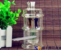 Wholesale Flowers Free Delivery - Free shipping wholesale Hookah - Hookah glass [2.4 fish flower pot, color random delivery