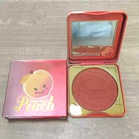 Wholesale sugar brand cosmetics - 2017 Sweet Peach Makeup Blusher Papa Don t Peach Blush One Color Blush Sugar Pop Totally Cute Cat Eyes Brands Cosmetics Palette