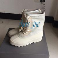 Wholesale Rocks Art - Wholesale 2015 Classic Kanye West Boost 950 Duck Boot Color (Peyote) Moon Rock Men Fashion Sneaker Moonrock Trainers Shoes