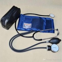Wholesale Cheap Blood Pressure Monitor Light Weight Stethoscope and Blood Pressure Cuff Set Manually Operated Blood Pressure Monitors