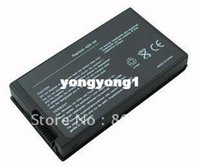 Wholesale Laptop Battery Cells Price - Durable- [Special Price] New Laptop battery for ASUS A8 A8000 F8 Z99 N80 N81 X80 X81 series, A32-A8 6 cells,
