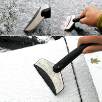 Wholesale Ice Removal Tools - Mini Ice Scraper Car Vehicle Snow Ice Shovel Scraper Removal Clean Tool Ice Removal Cleaning Tool Stainless And Snow Tools