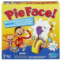 Wholesale Running Man Korea - New Arrival Korea Running Man Pie Face Game Cream Hit Face Home Parent-and-Child Games Novelty Fun Anti Stress Prank Funny Rocket Toys