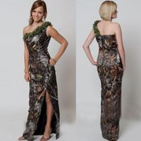 Cheap Camo Bridesmaid Dresses | Free Shipping Camo Bridesmaid ...