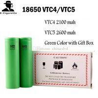 sigelei batterien großhandel-US 18650 VTC5 VTC 4 Lithium Batterie 18650 Klon Fit Sigelei 75W TC IPV D2 Snowwlof 200w