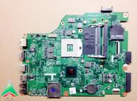 Wholesale laptop motherboard inspiron resale online - W8N9D W8N9D Laptop Motherboard for Dell Inspiron Laptop Socket G2 Motherboard DV15 MLK MB MXRD2