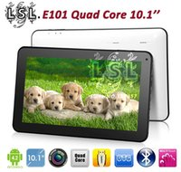 Wholesale Tablet 3d 3g - Wholesale-Tablet PC 10 inch ATM7029 Cortex A9 Qual Core 3D Games Dual Camera 1.5GHz Android 4.2 HDMI 6000MAH Bluetooth External 3G WIFI