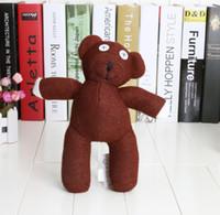 """Wholesale Teddy Movie - Cute Mr Bean TEDDY BEAR 9"""" Stuffed Plush Toy"""