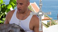 Hot Selling The Movie Collana Fast and Furious con pendente Dominic Toretto Cross Drop Hot New Cool