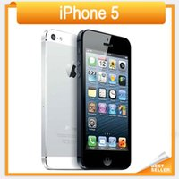 Wholesale 32 core for sale - Group buy Direct Selling Rushed Original Unlcoked Apple Iphone MP Camera GB RAM GB ROM quot Dual core G G refurbished Mobile Phone