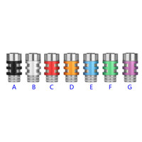 Wholesale Ego Mod Price - Factory Price SS Drip Tips 510 Wide Bore Drip Tip Stainless Steel Drip Tips for 510 EGO Atomizer Mouthpieces E Cigarettes Vaporizer Mod