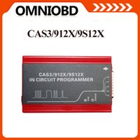 Wholesale Cas3 9s12x Programmer - 2015 Newest High quality CAS3 912X 9S12X IN CIRCUIT PROGRAMMER for BM W Red color with DHL free shipping