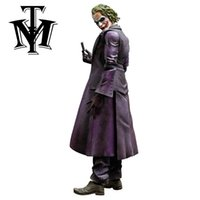 Compra N Film-Anime Movie Batman Joker Action Figure Giunti mobili Playarts Kai figurine Hot Toys cartoon n Modello Play arts Kai doll juguetes