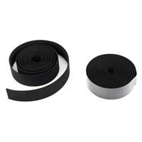 Wholesale Road Track Bike - FS Hot Road Bike Bicycle Cork Handlebar Bar Grip Wrap Tape + 2 Bar Plugs-Black order<$18no track