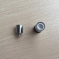 nuevos atomizadores de globo de cristal al por mayor-Nueva bobina de cera para vidrio globo atomizador inalámbrica cera bobina rosquilla rosquilla cerámica cerámica bobina inalámbrica