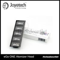 yeni varış başlangıç seti toptan satış-Joyetech Ego Tek Bobinler Joyetech yedek Bobinleri için Ego Bir Başlangıç Kitleri Joye Ego Bir CL Atomizer Kafa Yeni Gelenler