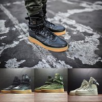 Wholesale Outdoor Boot Box - (With Box) 2018 Special Field SF For Forcing forces Men Women High Boots Running Shoes Sneakers Unveils Utility Boots Armed Classic Shoes