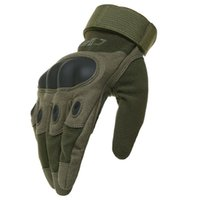 Wholesale Coyote Tactical - Wholesale-CQB Breathable Half Full Finger Tactical Gloves Combat Gloves Non-skip Coyote Brown Army Green Black