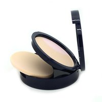 organic makeup foundation - Organic Natural Face Makeup Setting Powder Palette Base Foundation Perfect Cover Blemish Brighten Skin Color Pressed Powder