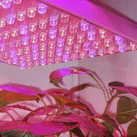 kırmızı mavi hidrofonik büyüyen ışıklar toptan satış-225 LED 110-240 V Tam Spektrum Hidroponik Büyümek Işık Bitki Büyümek Işık büyümek büyümeye yol açtı büyümek ışıklar KırmızıMavi