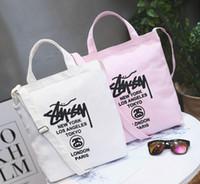 Wholesale Handbag Preppy Style Messenger Bag - fashion Brand women Messenger Bags Men's Crossbody homme Satchel Student bag handbag canvas Travel Shoulder Bags Shopping Bag