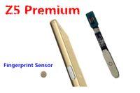 değiştirme sony xperia toptan satış-Sony Xperia Z5 Için test Geçti Premium Güç Açık Kapalı Anahtarı Düğmesi Parmak İzi parmak baskı sensörü Flex Kablo Yedek parçalar Ücretsiz Kargo