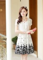 d8de39b70e2b0 Summer wear the new summer big yards dress skirt middle-aged women mother  han edition cultivate one's morality show thin chiffon dress dres