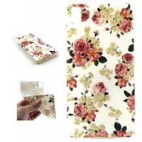 Wholesale Elephant Design Cases - BQ Aquaris E5 Case Cover Fashion Owl Eyes Flower Elephant Design Soft TPU IMD Cases For BQ E5