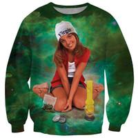 Wholesale Britney Spears Hoodie - w1208 Alisister Newest men women galaxy hoodies sweatshirts 3d print Britney Spears Sweatshirt Baby One More Time funny shirts clothes