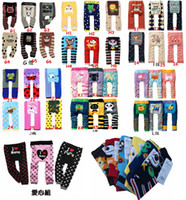 Wholesale Newest Winter Woolen - Free UPS Shiping 2015 Newest Baby legging Pants 66 colors choose 36pcs lot Girls Boys Leggings trousers PP Pants Kid's Leggings & Tights