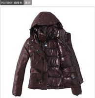 Wholesale Women S Down Coats Price - 2016 Ms peuterey coat fashion new outdoor thickening belt cultivate one's morality short down jacket wholesale price