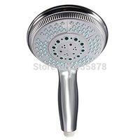 Round spray single function - Durable Single Head Mode Function Water Spray Spout Bath Shower Head Massager Handheld cm Chrome order lt no track