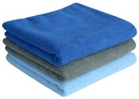 Wholesale Gym Microfibre Towels - Sinland 33x74cm Microfiber Fast Drying Cloth Travel Camping Cloths Hand Towels Microfibre Sports Gym Drying Towel 3 Pieces