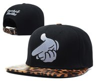 Wholesale Wholesale Ssur - Wholesale-NEW 5 panel Rock Snapback cap for men Bones Hip hop cap raider Baseball hats for women SSUR Finger Gorras cap Adjustable 9styles