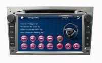 "Wholesale Car Audio Astra - HD 2 din 7"" Car audio Car dvd gps navigation for Opel Vectra Antara Zafira Corsa Meriva Astra With Bluetooth IPOD TV Radio  RDS SWC USB"