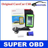 Wholesale Diagun Ii - Wholesale-CareCar C68 retail professional car diagnostic tools for DIY auto scanner, support all OBD II protocols C68=Launch Diagun