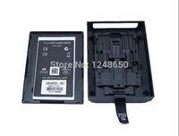 Wholesale Hard Disk Drive Shipping Boxes - Free Shipping For Xbox360 HDD Enclosure case Hard Disk Drive Bag Box HD Case for Xbox 360 Slim(250G 320G) With Retail Box