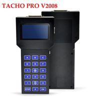 Wholesale Professional Tacho Pro - Professional Tacho Pro 2008 July Version PLUS Universal Dash Programmer Tool UNLOCK Multi-languages DHL EMS Free shipping