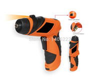 Wholesale Electric Screwdriver Cordless - 6V electric screwdriver  small Drill Driver sleeve Power Tools cordless drill with LED order<$18no track
