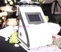 Wholesale Tripolar Bipolar - Professional 5in1 40k Cavitation RF Radio Frequency Vacuum Bipolar Tripolar Laser Slim salon spa removal skin liften photon Machine with CE
