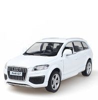 Wholesale Electric Door Car - Wholesale-1:36 Scale Emulational Electric Alloy Diecast Models Car Toys, Pull Back Cars, Doors Openable Brand Cars Toy